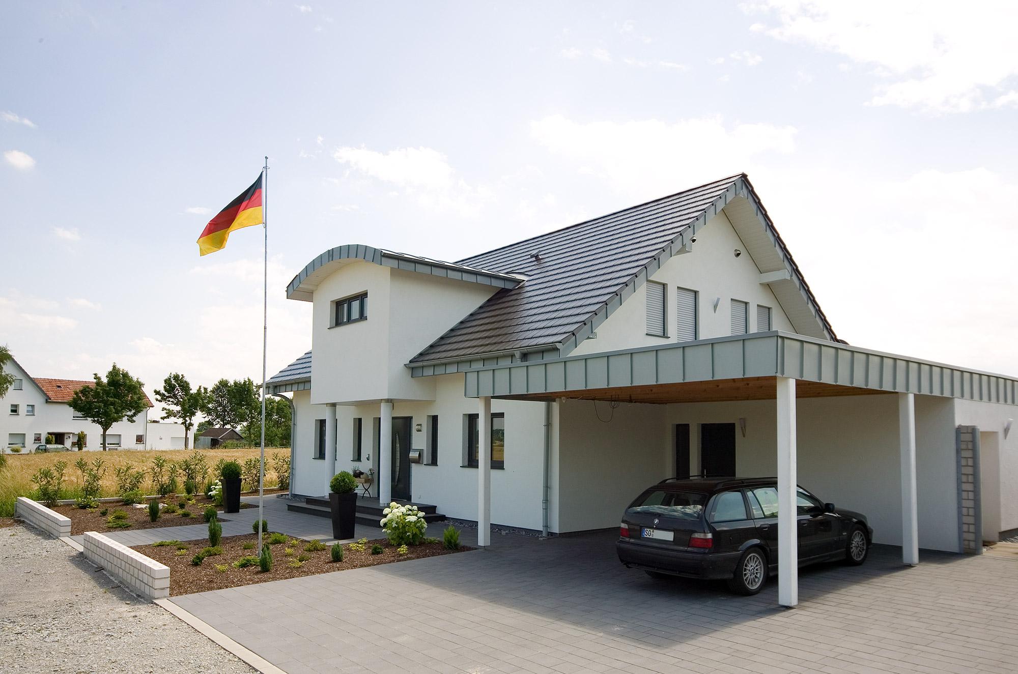 Hausbau im Kreis Soest