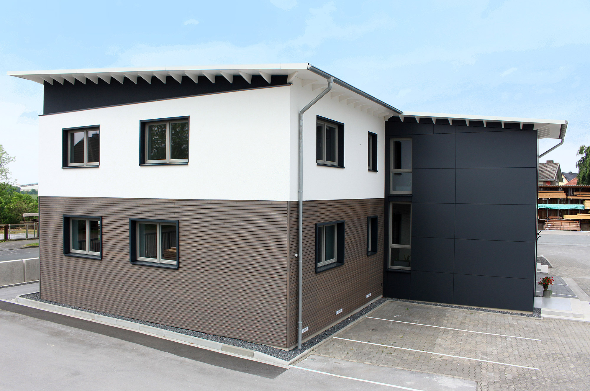 Gewerbe- Bürobau Kreis Soest & Lippstadt & Paderborn
