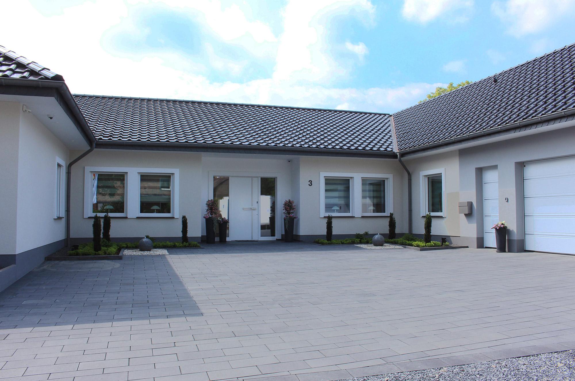 Hausbau-Bungalow Hessen