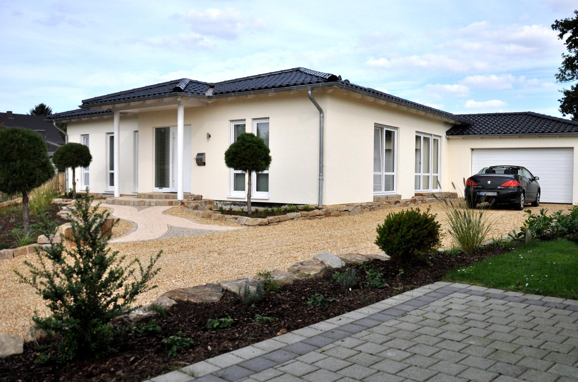 Hausbau-Bungalow Münster