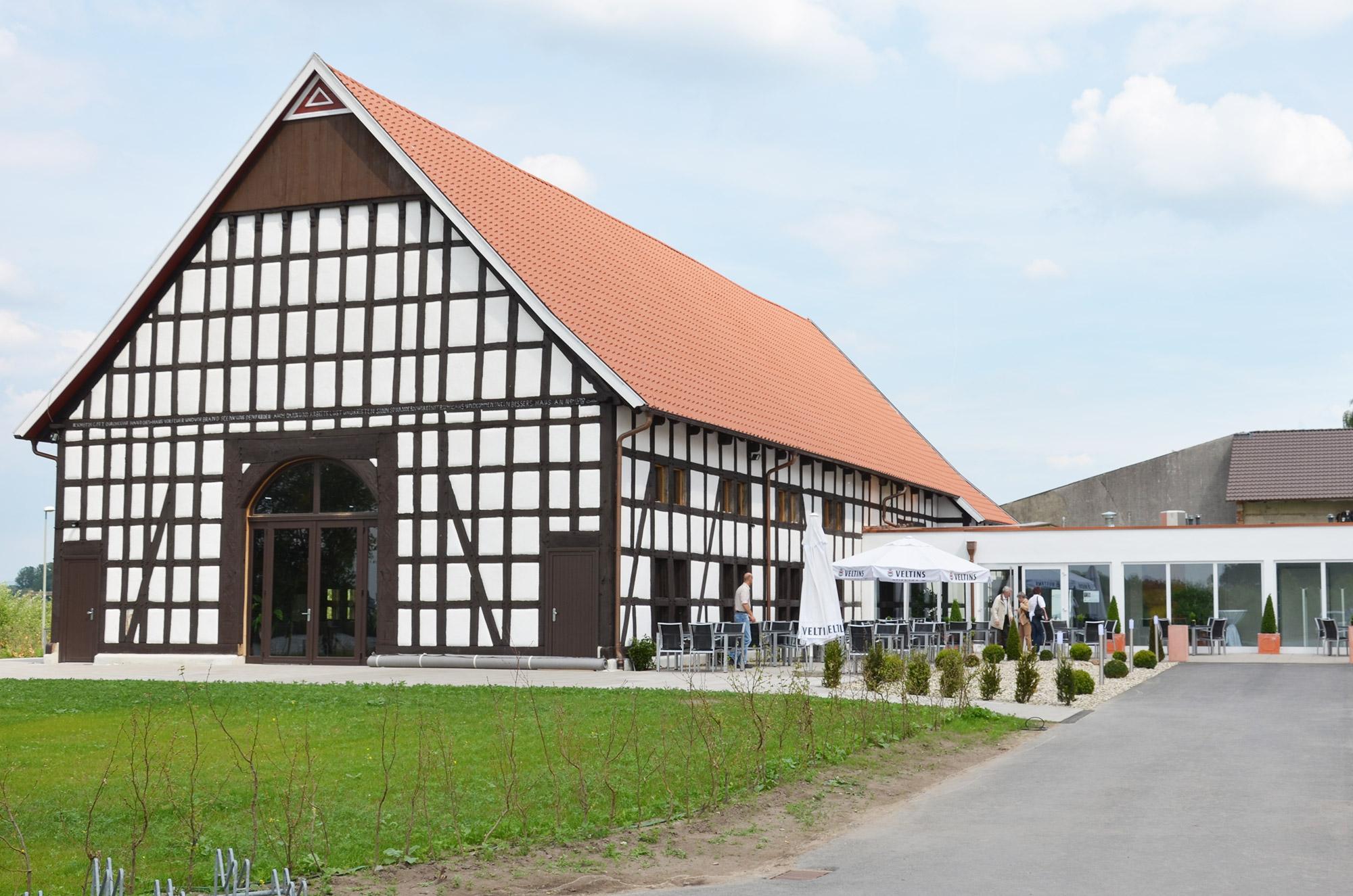 Fachwerk-Sanierung Paderborn & Soest