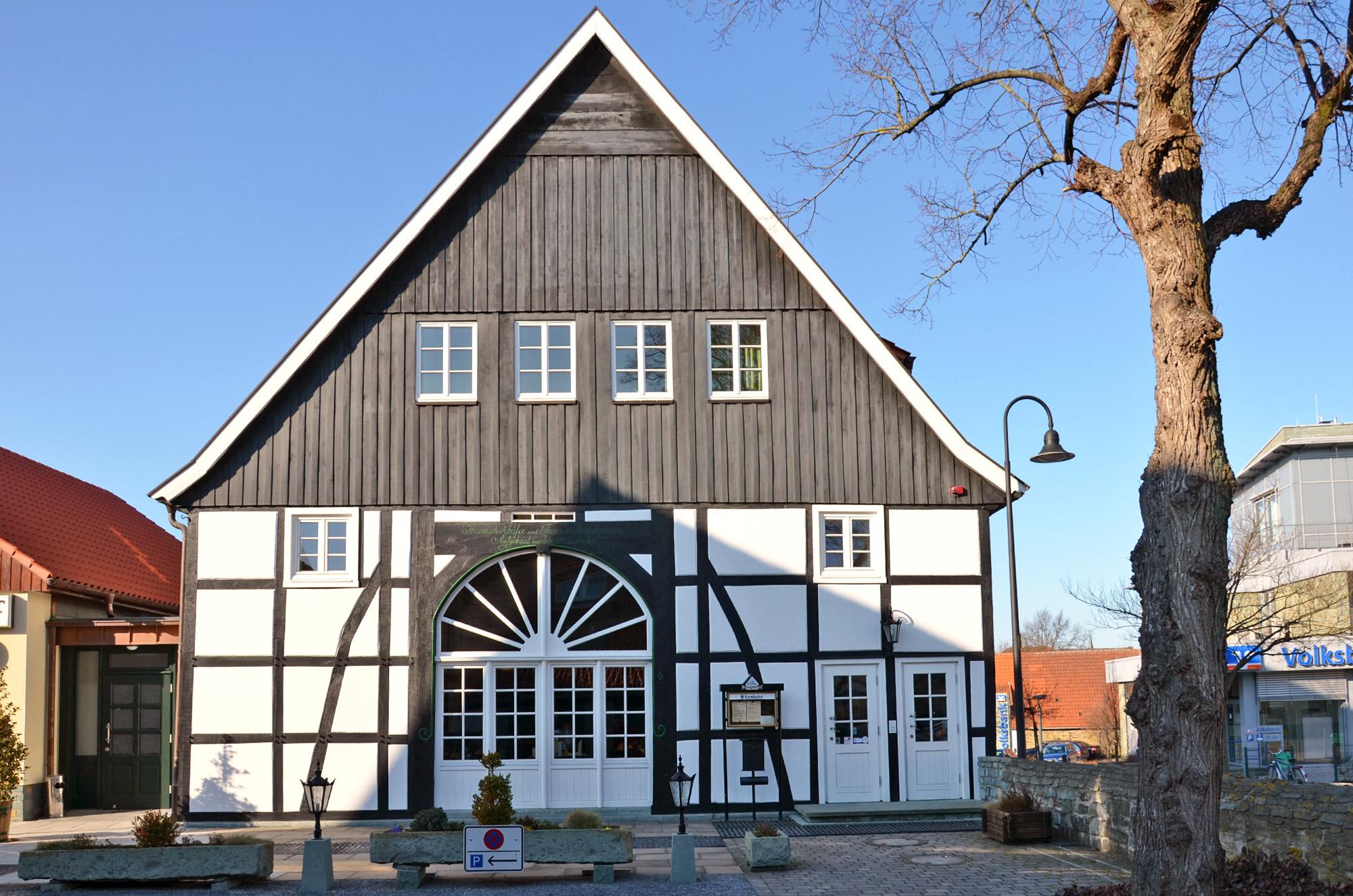 Fachwerk Soest Lippstadt Paderborn