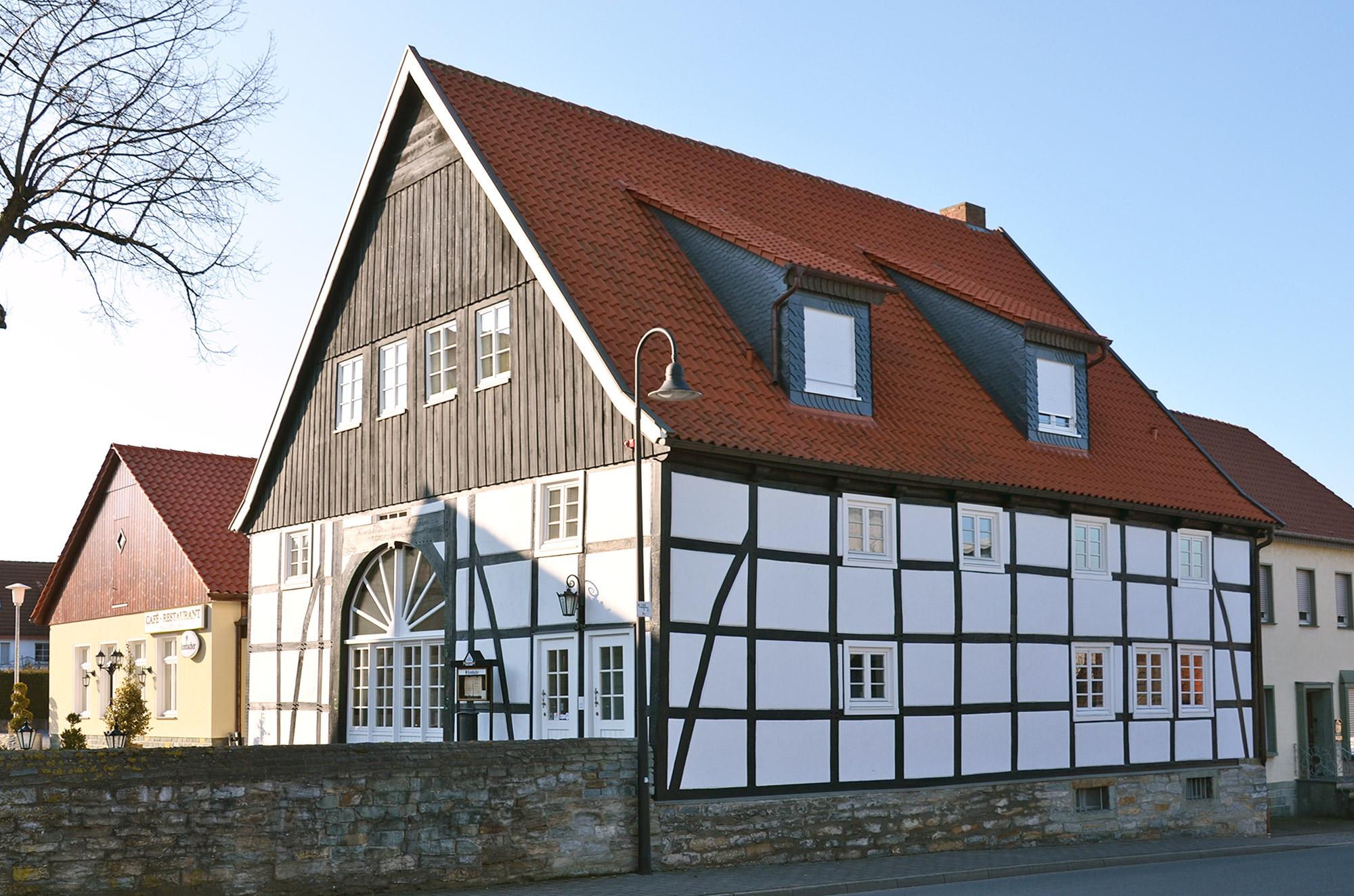 Fachwerkreperatur Soest Lippstadt Paderborn