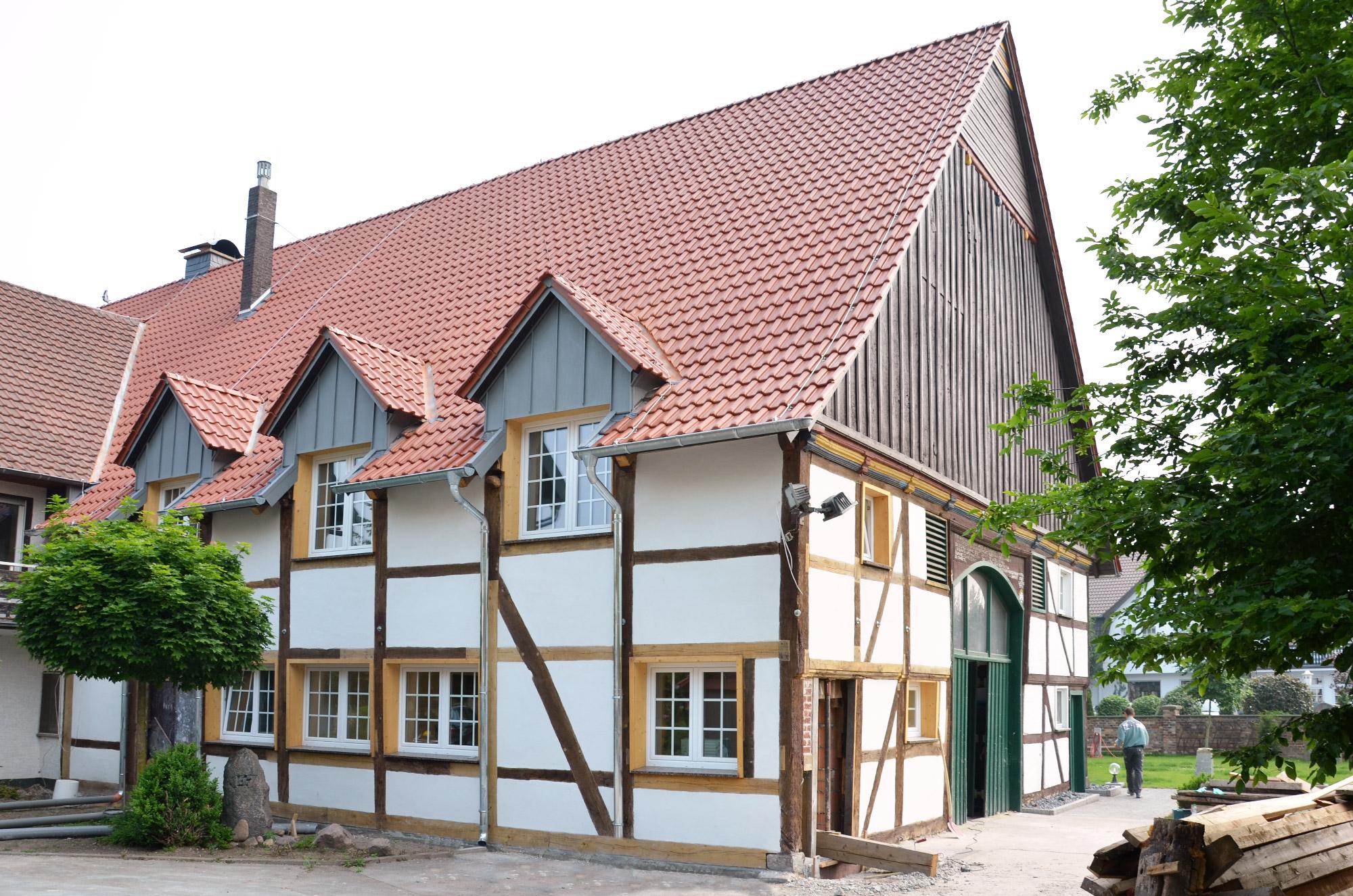Fachwerkrestauration Soest Lippstadt Paderborn