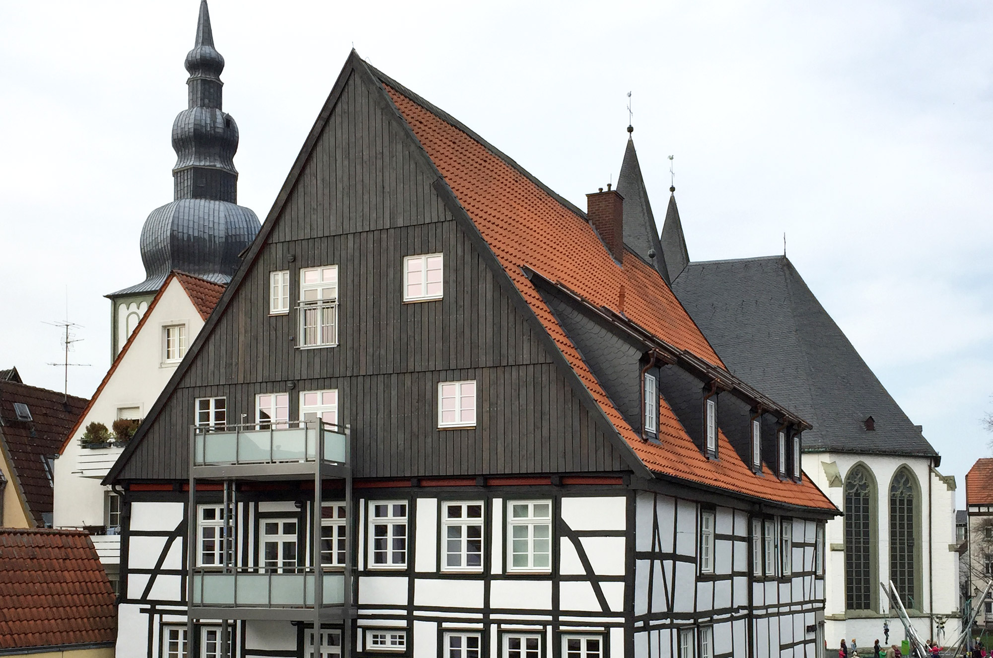 Restauration Fachwerkreperatur Soest Lippstadt Paderborn
