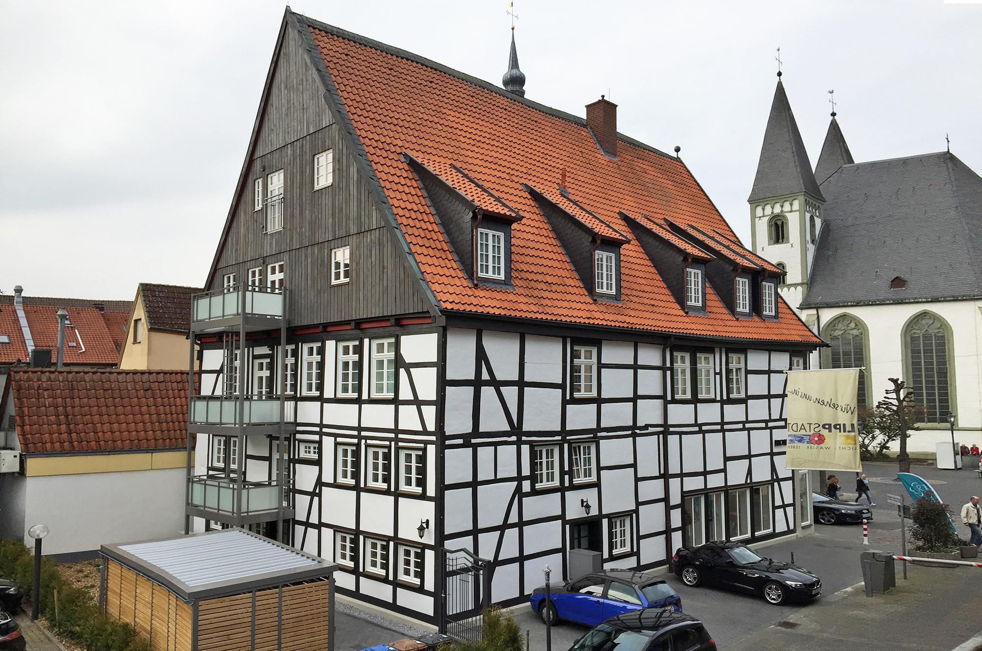 Fachwerk Lippstadt