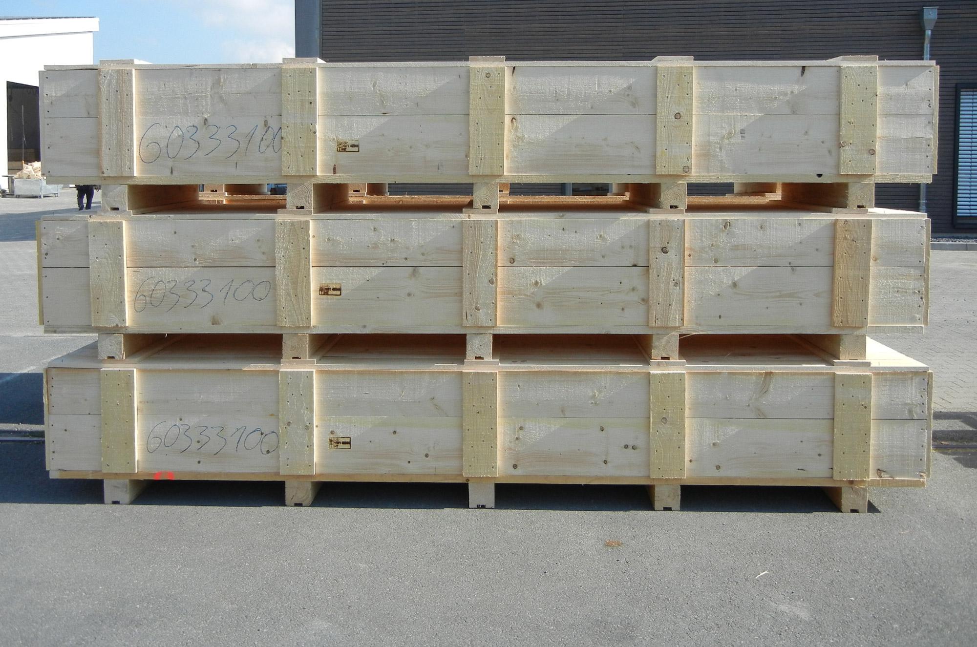 Industrieverpackungen IPPC Kreis Soest