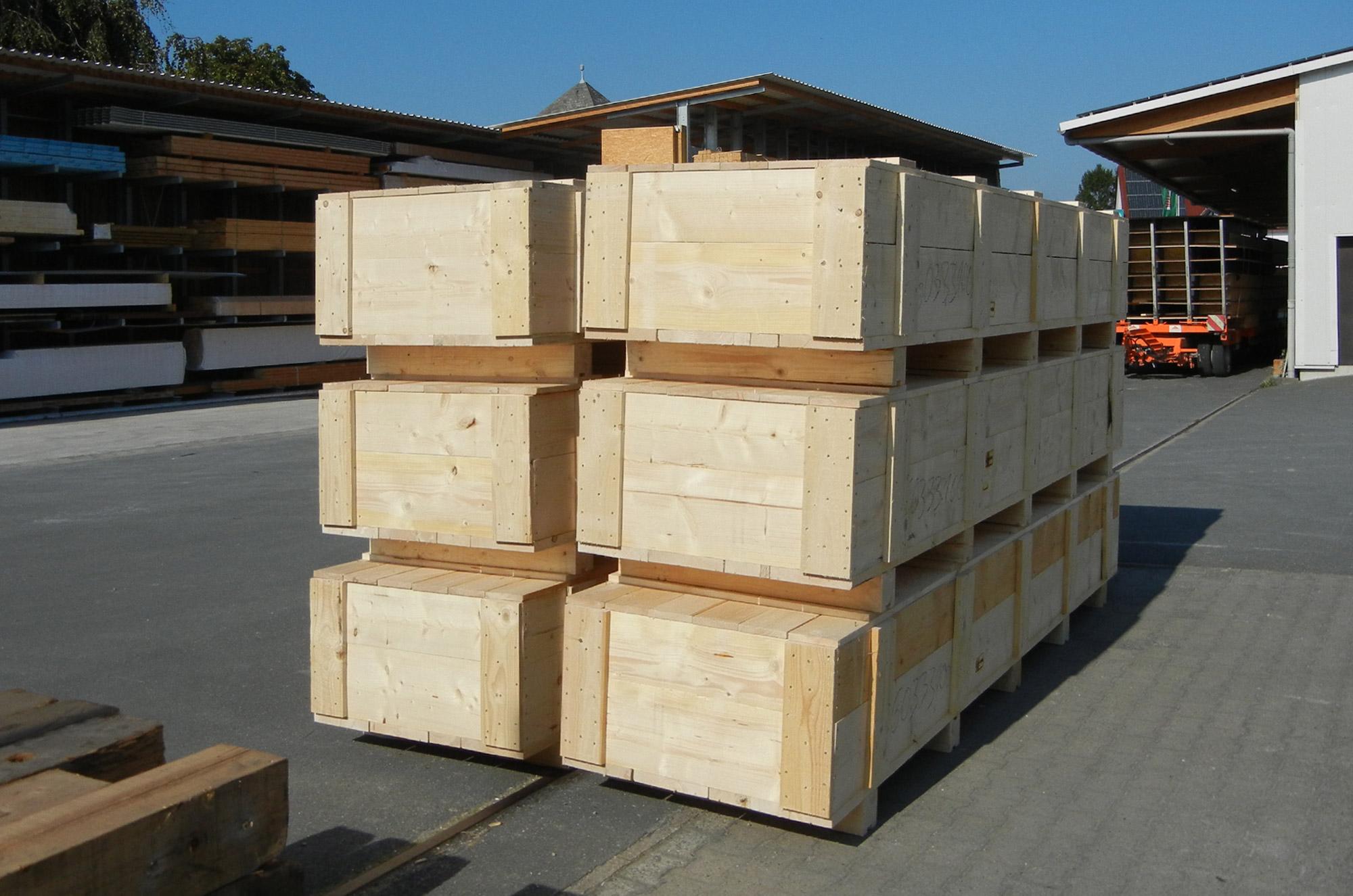 Industrieverpackungen IPPC Nordrheim Westfalen