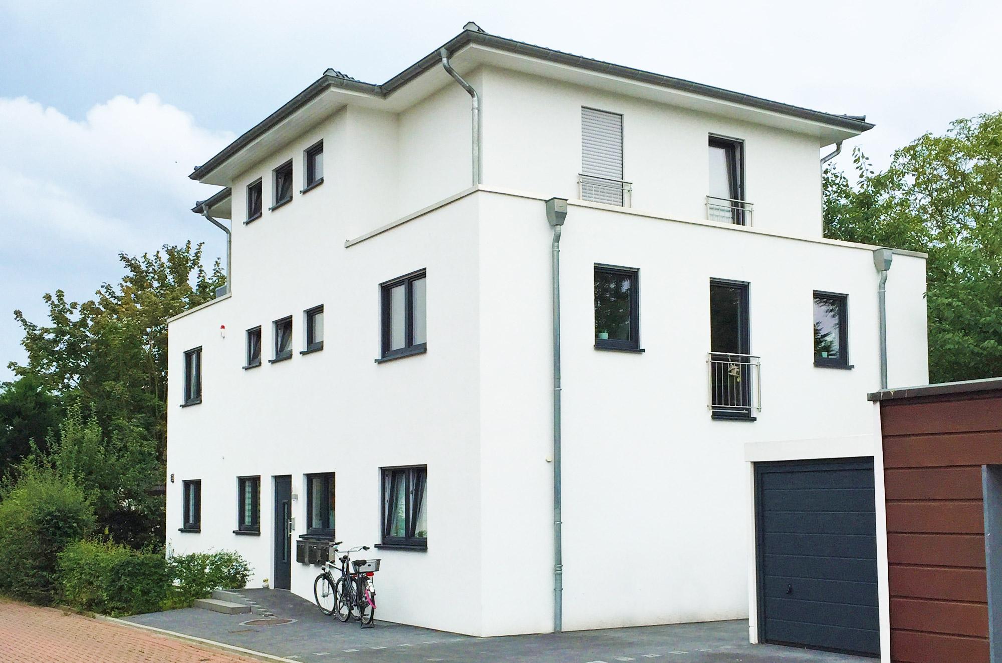 Mehrfamilienhausbau im Kreis Soest und Nordrhein Westfalen