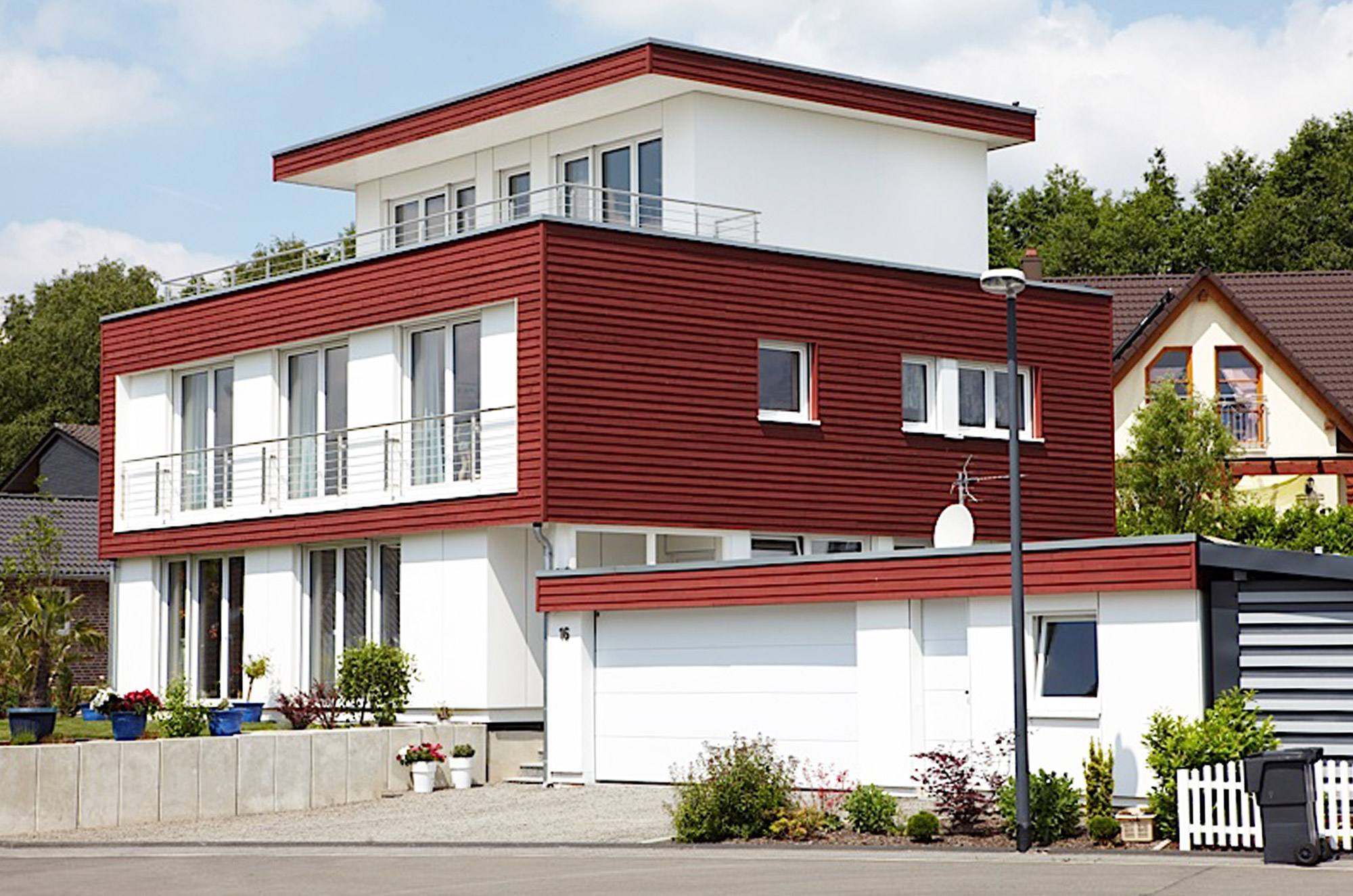 Hausbau-Bauhaus Radevormwald