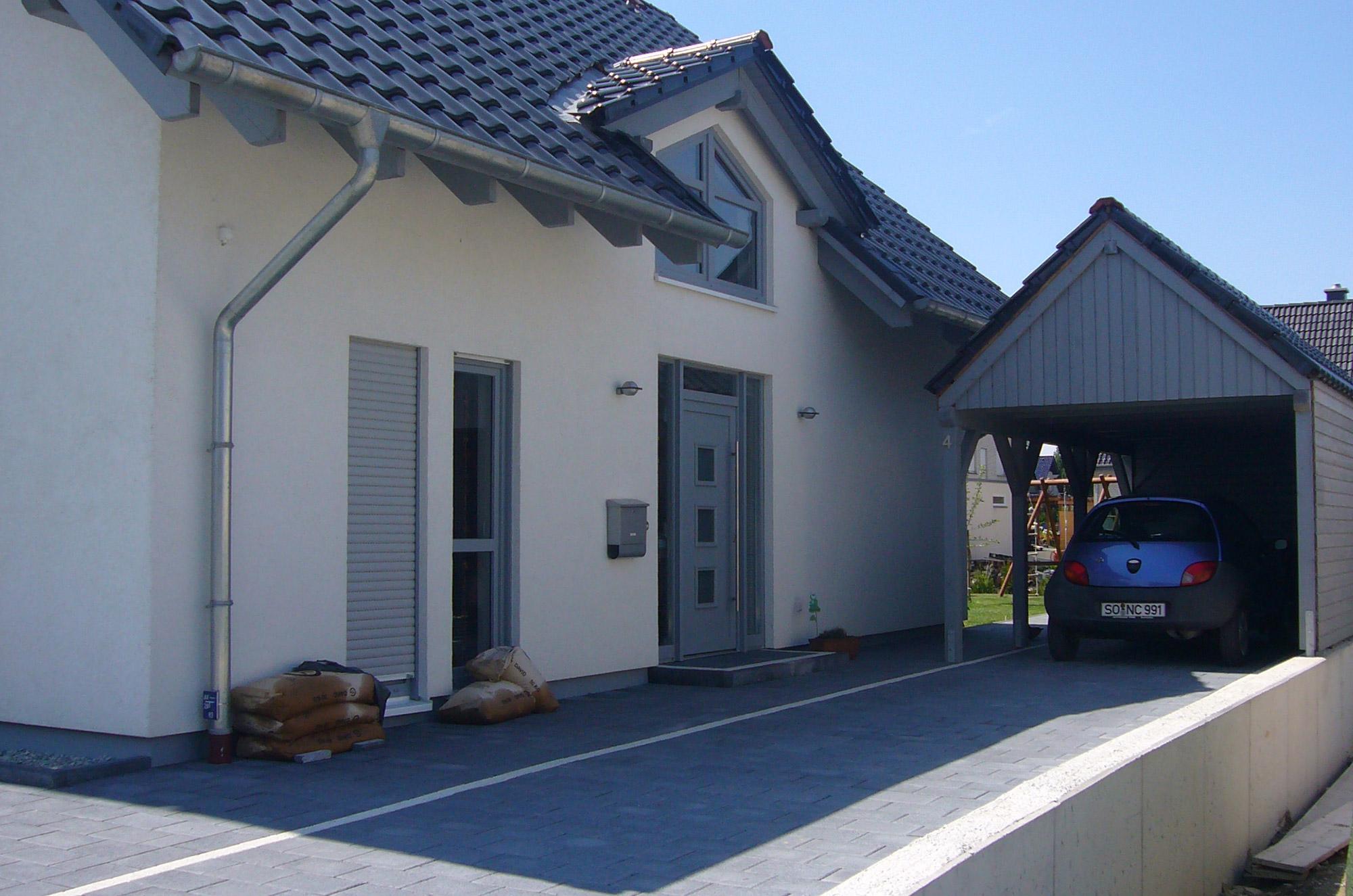 Hausbau Hessen