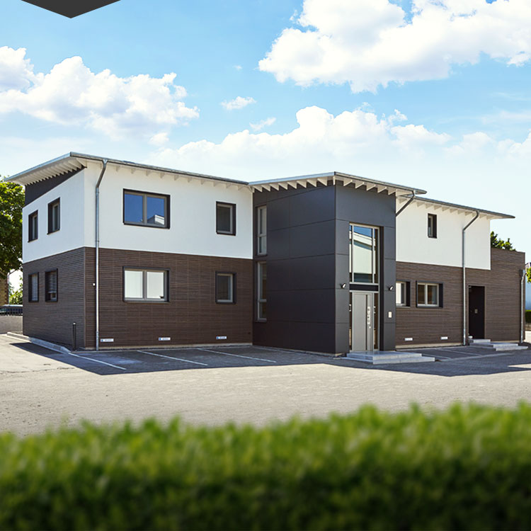 Wohnhausbau