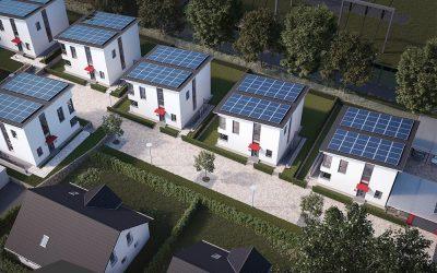 Klimaviertel Sodingen – Fertigstellung 2019